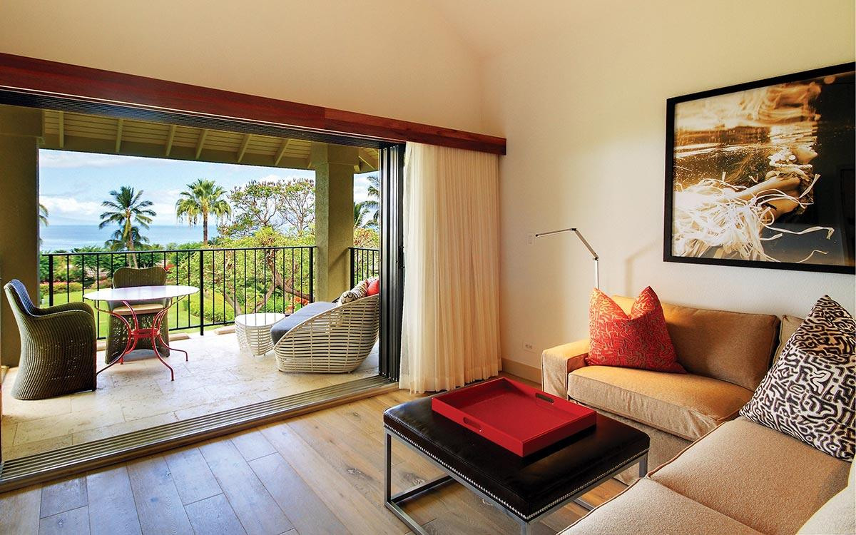 An Intimate Enclave Set Within The Most Exclusive Resort Community On Maui Hotel Wailea Boasts 180 Degree Ustructed Ocean Views Of Three Hawaiian