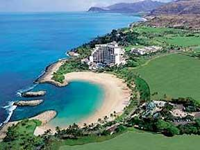 One Of The Most Elegant Resorts In Islands Jw Marriott Ihilani Is Located Just 23 Miles From Waikiki A Pristine Area Renowned For Its Unspoiled