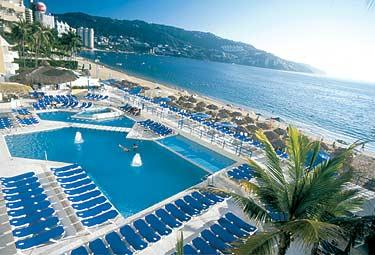 The Splendid Beach Location Of Copacabana Allows You To Absorb Warmth Acapulco S Sunshine In A Relaxing Low Key Atmosphere