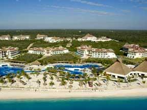 Blue bay grand esmeralda riviera maya mexico for Blue bay grand esmeralda deluxe v jardin